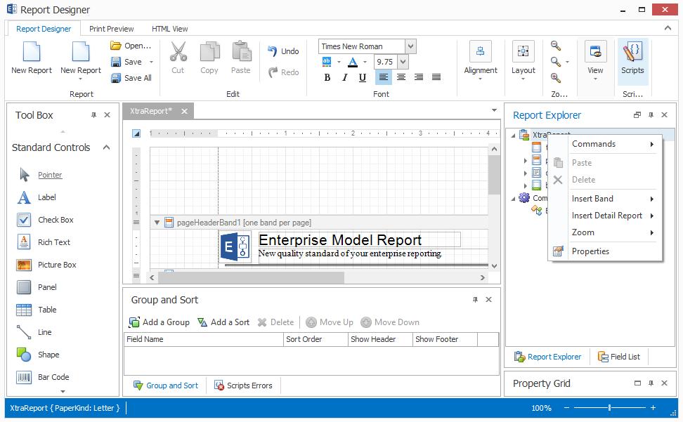 enterpriseexplorer_reportdesigner_selectdatafield_1