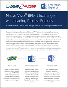 Visio BPMN Process Exchange Booklet